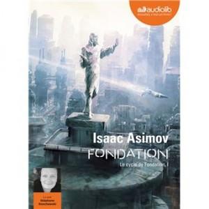 """Afficher """"Le Cycle de fondation n° 1 Fondation"""""""