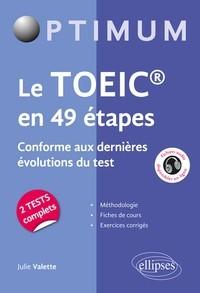 """Afficher """"Le TOEIC en 49 étapes"""""""