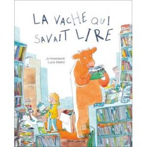 """Afficher """"La vache qui savait lire"""""""