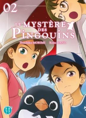 """Afficher """"Le mystère des pingouins."""""""