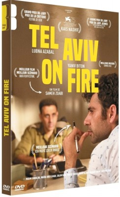 "Afficher ""Tel Aviv on fire"""