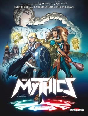"""Afficher """"Les Mythics n° 8 Saint-Pétersbourg"""""""