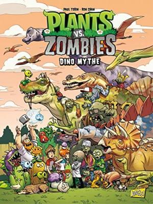"Afficher ""Plants vs zombies n° 12 Dino mythe"""