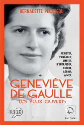 """Afficher """"Geneviève de Gaulle : les yeux ouverts Geneviève de Gaulle - tome 1, partie 1"""""""