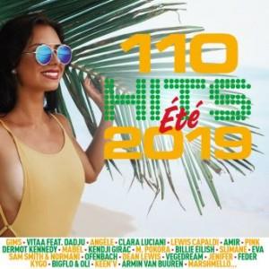 """Afficher """"110 hits été 2019"""""""
