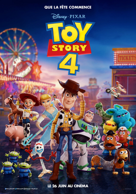 "Afficher ""Toy story Toy story 4"""