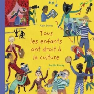 """Afficher """"Tous les enfants ont droit à la culture"""""""