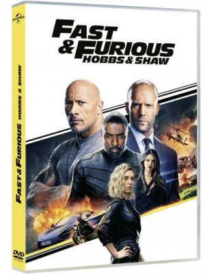 "Afficher ""Fast & furious Fast & furious : Hobbs & Shaw"""