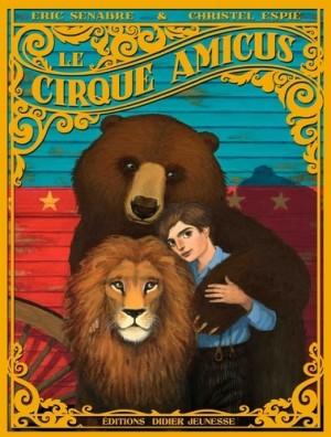 """Afficher """"Le cirque Amicus"""""""