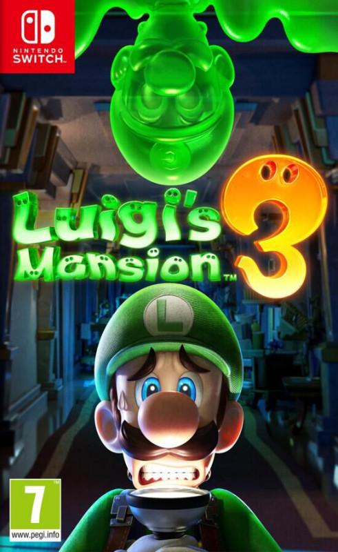 Luigi's Mansion n° 3 Luigi's Mansion 3