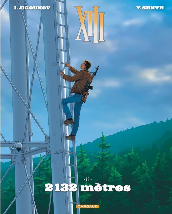 XIII n° 26 2.132 mètres