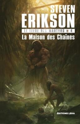 """Afficher """"Le Livre des martyrs n° 4 La Maison des chaînes"""""""