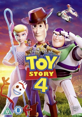 """Afficher """"Toy Story 4"""""""