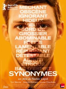 "Afficher ""Synonymes"""