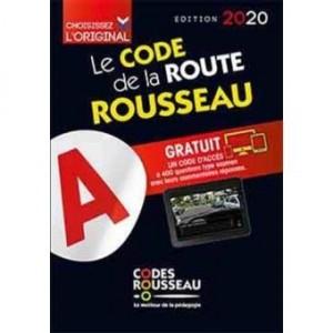 """Afficher """"Le code Rousseau de la route"""""""