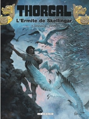"Afficher ""Thorgal n° 37 L'Ermite de Skellingar"""