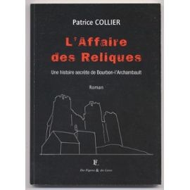 """Afficher """"L'affaire des reliques"""""""