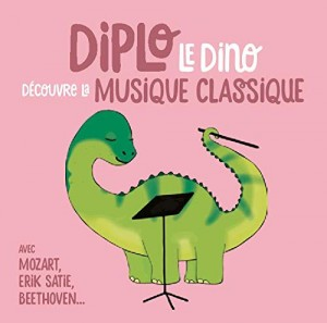 """Afficher """"Diplo le dino découvre la musique classique"""""""