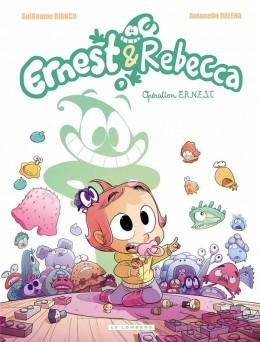 """Afficher """"Ernest & Rebecca."""""""