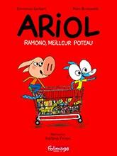 "Afficher ""Ariol : Ramono, meilleur poteau"""