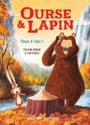 """Afficher """"Ourse & Lapin n° 4 Tous à l'abri !"""""""