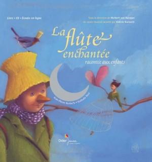 """Afficher """"La Flûte enchantée racontée aux enfants"""""""