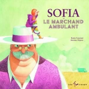 vignette de 'Sofia et le marchand ambulant (Katia Canciani)'