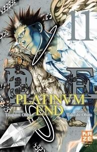 "Afficher ""Platinum end n° 11"""
