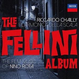 "Afficher ""The Fellini album, the film music of Nino Rota"""