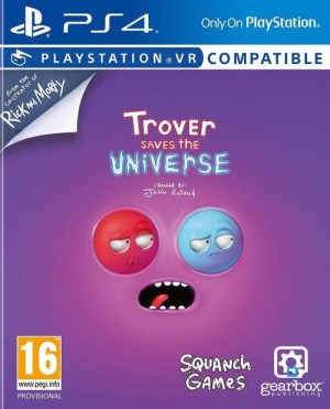 """Afficher """"Trover saves the universe"""""""