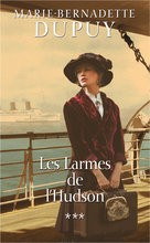 """Afficher """"L'orpheline de Manhattan n° 3 Les Larmes de l'Hudson. Vol : 3"""""""