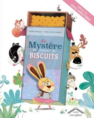 """Afficher """"Le mystère du paquet de biscuits"""""""
