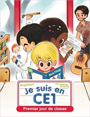 """Afficher """"Je suis en CE1 Premier jour de classe"""""""