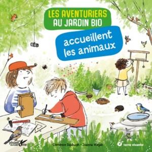 """Afficher """"Les Aventuriers bio accueillent les animaux"""""""
