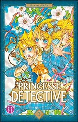 """Afficher """"Princesse détective n° 7 Princesse détective, 7"""""""