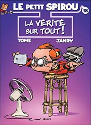 """Afficher """"Petit Spirou (Le) n° 18 La vérité sur tout !"""""""