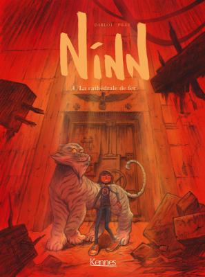 """Afficher """"Ninn - série en cours n° 4 La Cathédrale de Fer"""""""