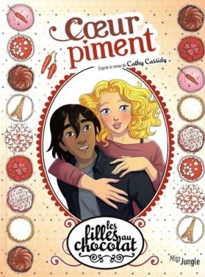 """Afficher """"Les filles au chocolat n° 10Coeur piment"""""""