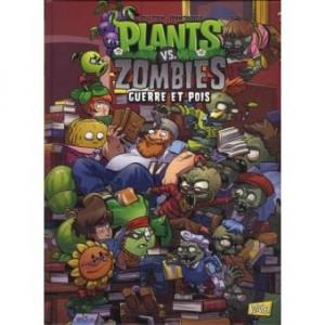"""Afficher """"Plants vs zombies n° 11 Guerre et pois"""""""