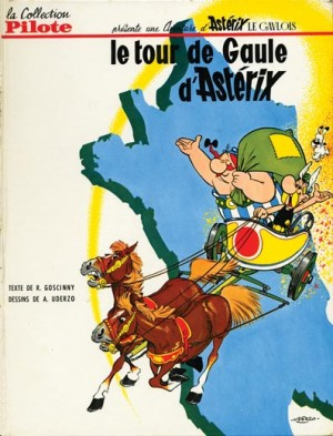 """Afficher """"Astérix<br /> Le tour de Gaule d'Astérix"""""""