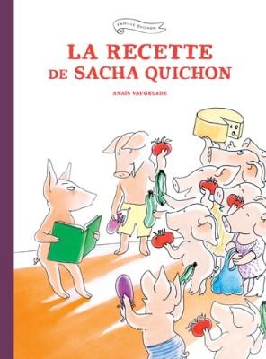 """Afficher """"La recette de Sacha Quichon"""""""