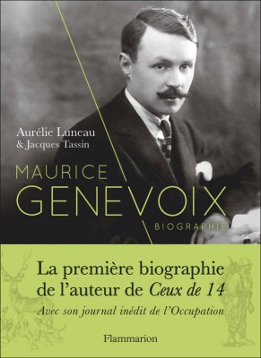 Biographies<br /> Maurice Genevoix