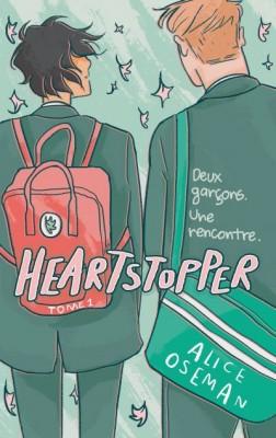 """Afficher """"Heartstopper n° 1 Deux garçons, une rencontre"""""""