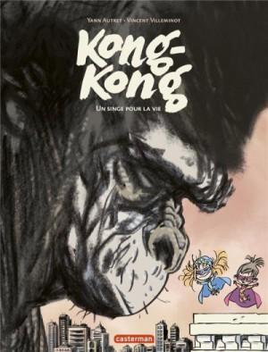 """Afficher """"Kong-Kong n° 2Un singe pour la vie"""""""