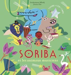 """Afficher """"Soriba et les animaux musiciens"""""""