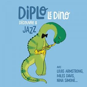 """Afficher """"Diplo le dino découvre le jazz"""""""
