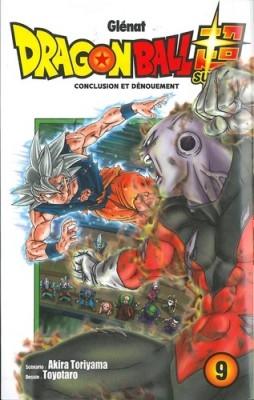 """Afficher """"Dragon ball super n° 9 Conclusion et dénouement : Dragon Ball Super, 9"""""""
