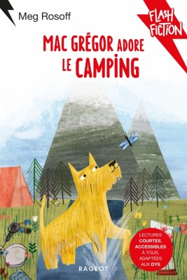"Afficher ""MacGrégor adore le camping"""