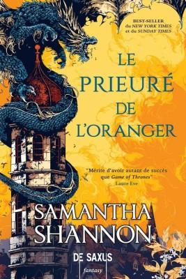 """Afficher """"Le prieuré de l'oranger"""""""
