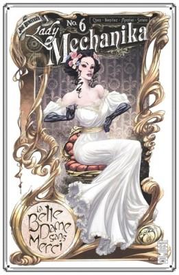"Afficher ""Lady Mechanika n° 6 Belle dame sans merci"""